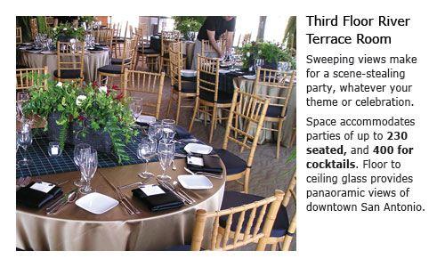 Third Floor River Terrace