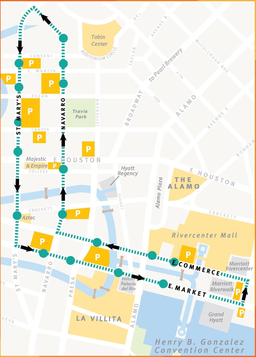 Via Puts Riverwalk Restaurants In The Loop For Tobin